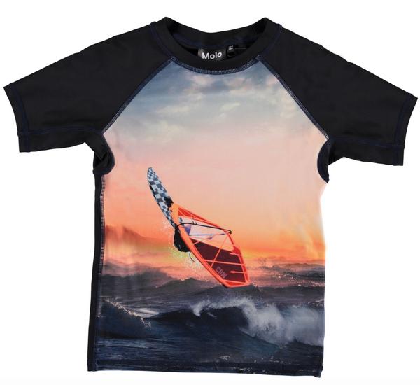 Bilde av bade t-skjorte neptune point