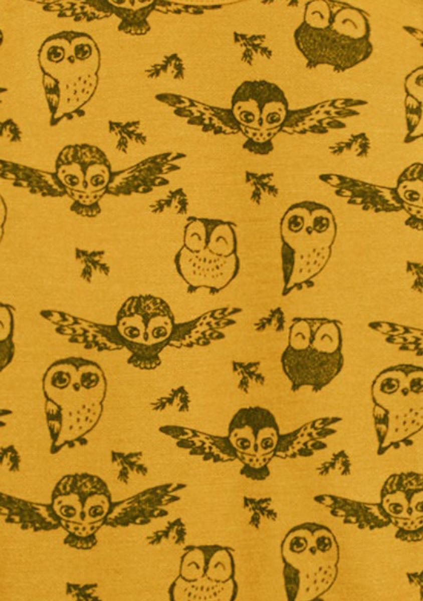 heldress ull/bambus mala ugle canary