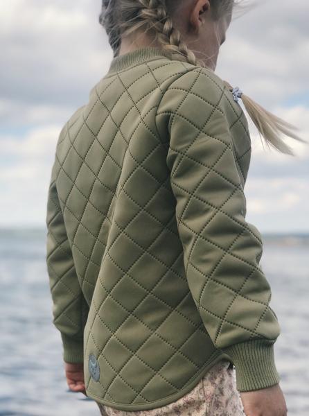Bilde av jakke thermo loui slate green