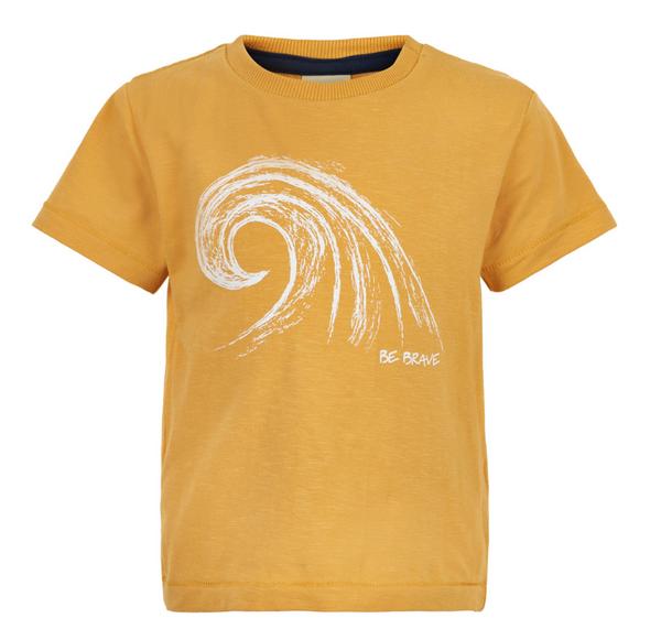 Bilde av t-skjorte enfant ochre