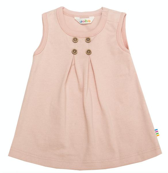 Bilde av kjole med knapper rosa