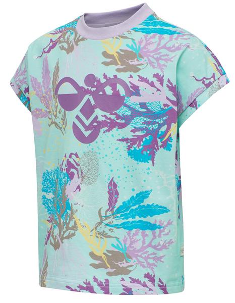 Bilde av t-skjorte sea blue tint